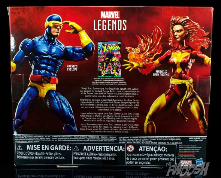 Marvel Toys R Us : Hasbro marvel legends dark phoenix two pack the fwoosh