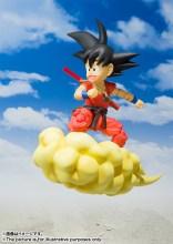 Bandai SH Figuarts Dragon Ball Kid Goku Promo 03