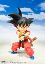 Bandai SH Figuarts Dragon Ball Kid Goku Promo 04