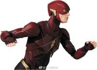 Medicom MAFEX Justice League Flash Promo 05