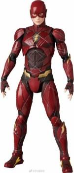 Medicom MAFEX Justice League Flash Promo 07