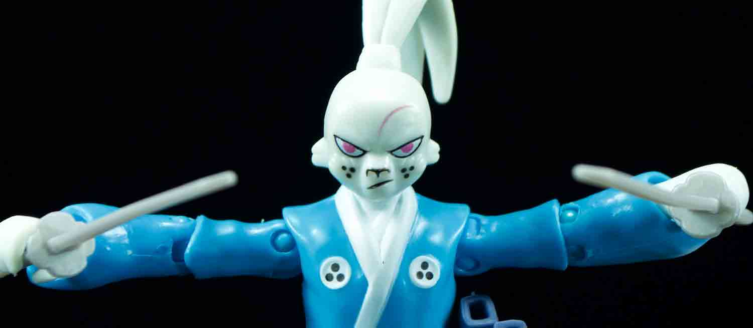 Playmates Tmnt Usagi Yojimbo Signed By Stan Sakai Giveaway The Fwoosh