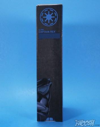 Hasbro Star Wars Black Series HasCon Exclusive Captain Rex Package 02