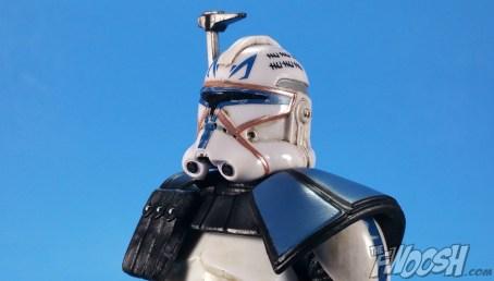 Hasbro Star Wars Black Series HasCon Exclusive Captain Rex Yearbook 06
