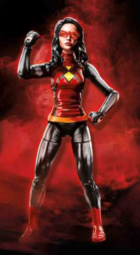 Marvel-Legends-6-Inch-Figure-(Spider-Woman)