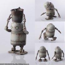 Square Enix BRING ARTS NieR Automata 2B Machine 2 Figure Set Promo 12