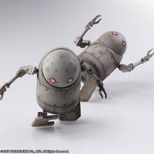 Square Enix BRING ARTS NieR Automata Machine Set Promo 08