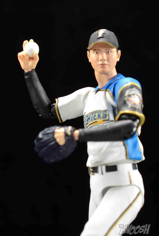 New S.H.Figuarts SHOHEI OHTANI Japanese Baseball Player Action figure