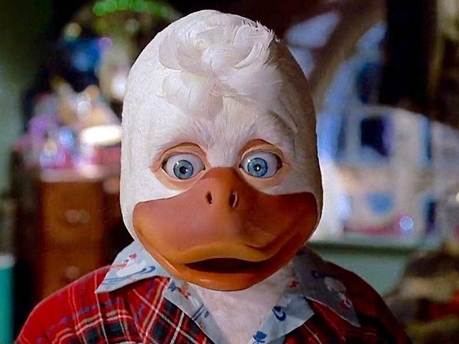 howard the duck - photo #20