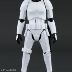 Bandai Star Wars A New Hope Luke Skywalker Stormtrooper Model Kit Promo 04