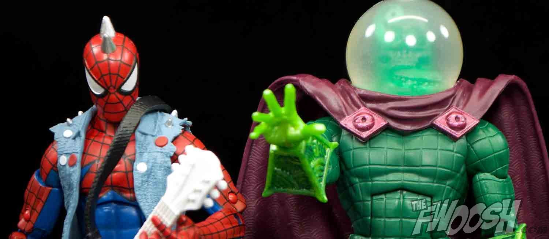 Hasbro: Marvel Legends Spider-Man Infinite Lizard Series ...