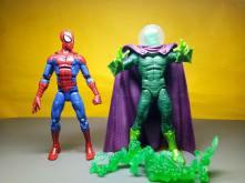 Hasbro Marvel Legends Spider-Man Lizard Wave Mysterio Facebook Pics 01