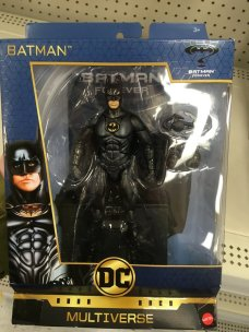 Mattel Signature Series DC Batman Forever Found 01