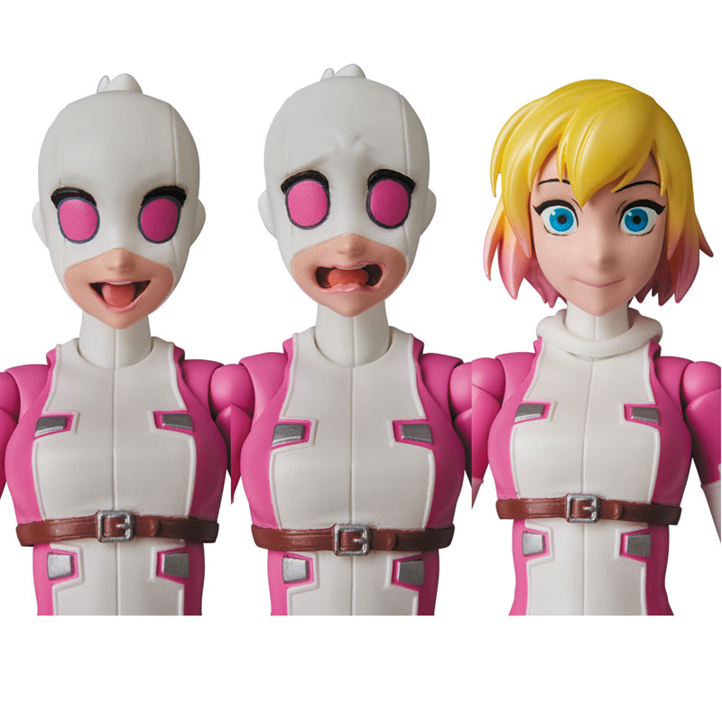 MAFEX MEDICOM TOYS Gwen Pool Action Figure Marvel COMICS Gwenpool