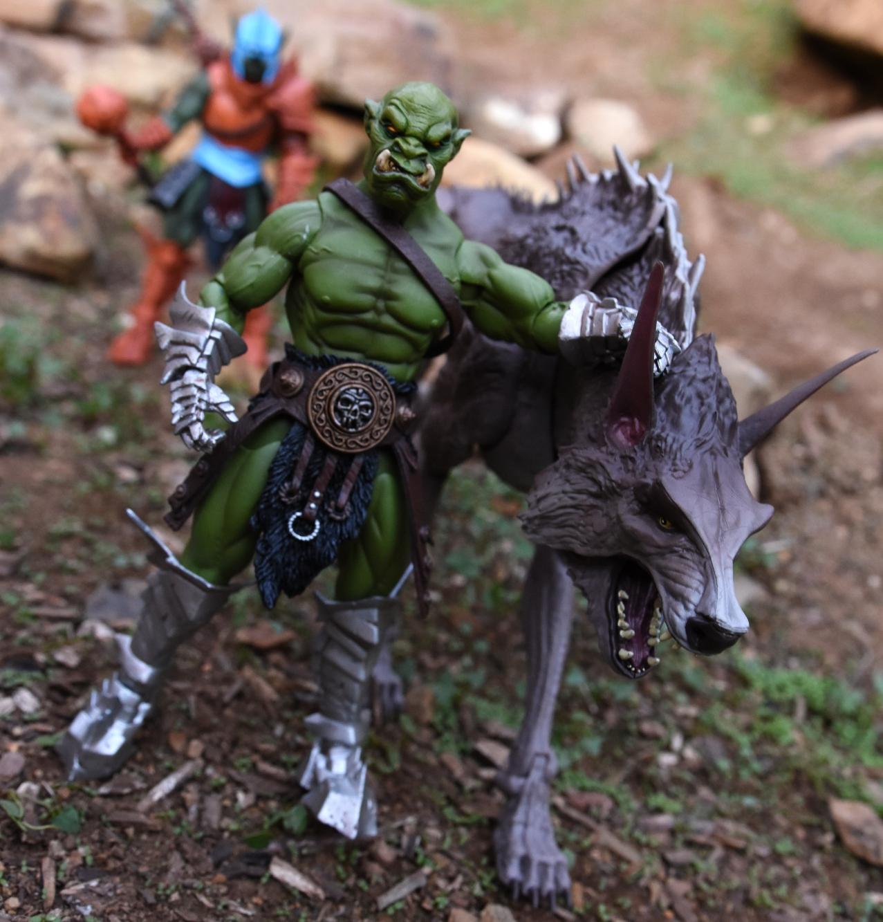 Lanard Toys Rampage Subject Ralph