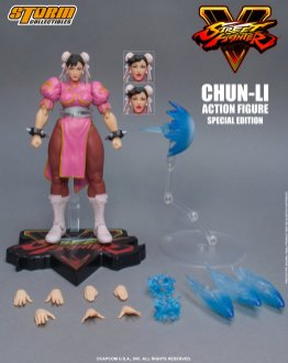 Storm Collectibles Street Fighter Chun-li Special Edition 01