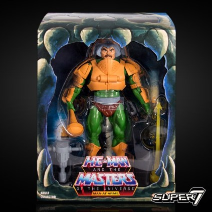 Super7 Masters of the Universe Classics Filmation Series 1 Man At Arms 01