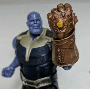 Hasbro Marvel Legends Avengers Infinity War Wave 1 Build A Figure Thanos by articulatedlegends 02