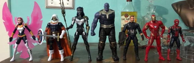 Hasbro Marvel Legends Avengers Infinity War Wave Walgreens Find Louisiana Magneto 1138 04