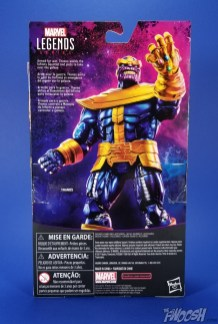 Hasbro Marvel Legends Avengers Thanos Walmart Exclusive Package 03