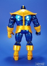 Hasbro Marvel Legends Avengers Thanos Walmart Exclusive Yearbook 03