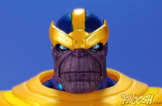 Hasbro Marvel Legends Avengers Thanos Walmart Exclusive Yearbook 07