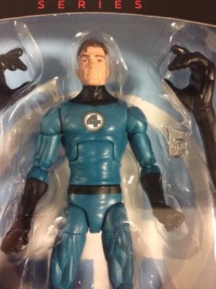 Hasbro Marvel Legends Fantastic Four Mr Fantastic Walgreens Exclusive Found Capman 02