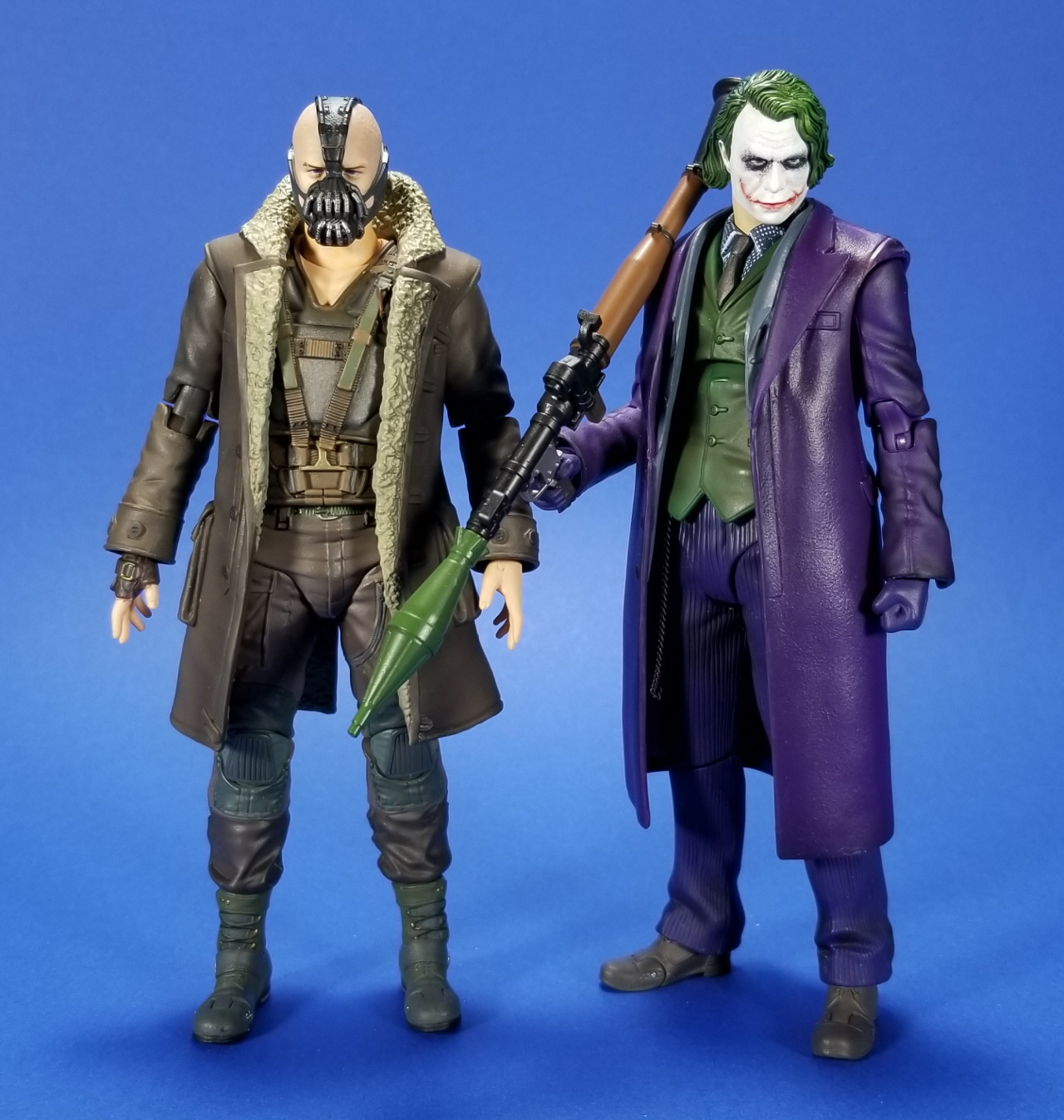 Mafex no 052 Bane Batman The Dark Knight Rises Action Figurine Medicom