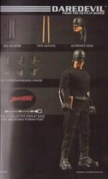 Mezco Toy Fair Catalog One12 Collective Netflix Black Suit Daredevil 02