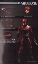 Mezco Toy Fair Catalog One12 Collective Netflix Daredevil 02