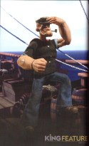 Mezco Toy Fair Catalog One12 Collective Popeye 01