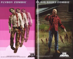 Mezco Toy Fair Catalog One12 Collective Zombies 01