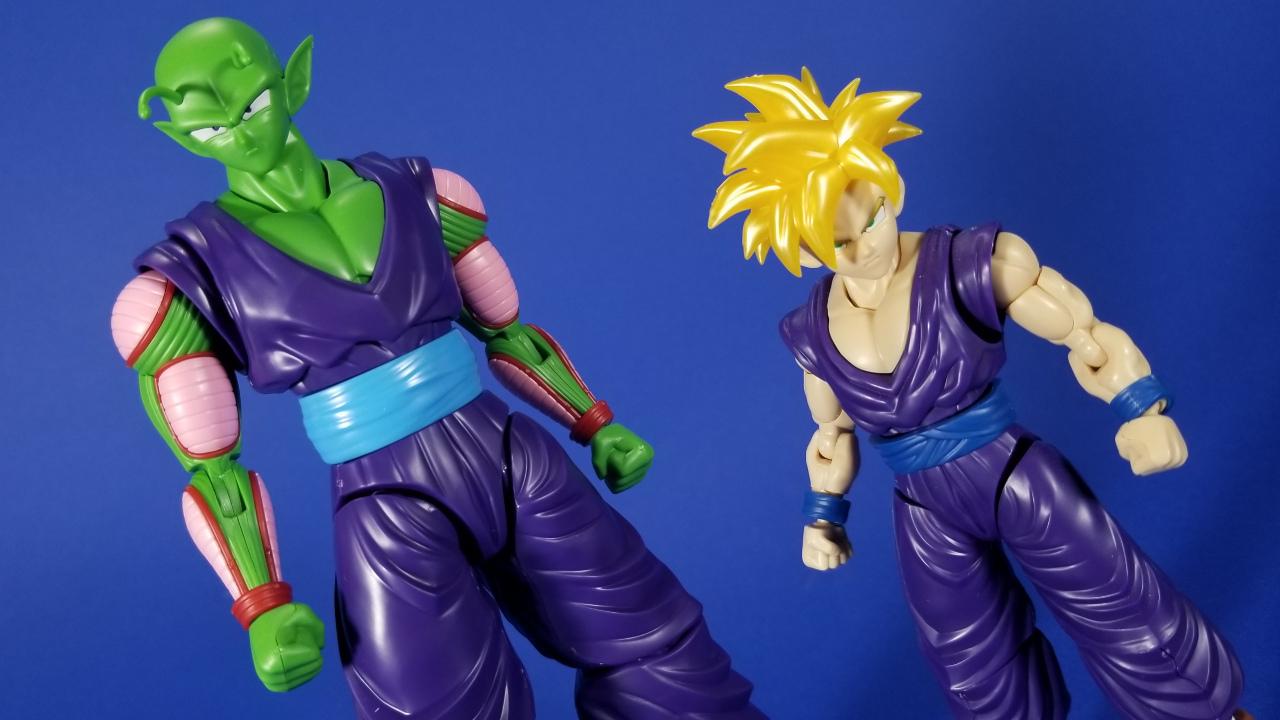 BANDAI S.H.Figuarts Piccolo Action Figure Dragon Ball Z Proud Namekians-