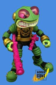 Boss Fight Studios Bucky O'Hare Storm Toad Trooper Preorder 02