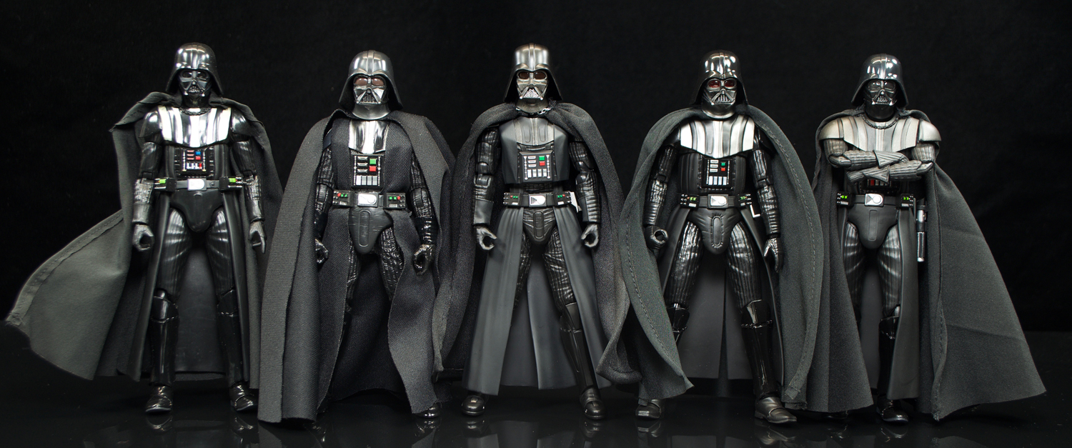 My Shiny Toy Robots Toybox Review S H Figuarts Darth Vader A New Hope