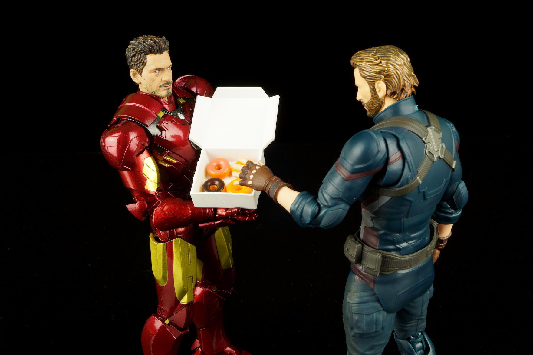 S H  Figuarts Iron Man Mark 4 Review | The Fwoosh