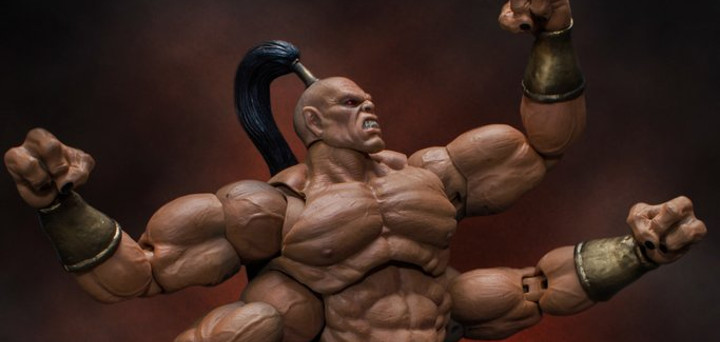 Storm Collectibles Mortal Kombat Goro Promotional Images And Pre