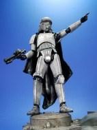 Bandai Tamashii Nations SH Figuarts Solo Mimban Stormtrooper 01