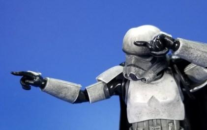 Bandai Tamashii Nations SH Figuarts Solo Mimban Stormtrooper Hands 03