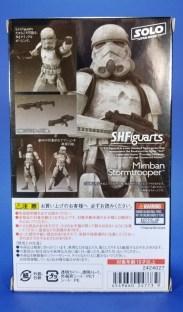Bandai Tamashii Nations SH Figuarts Solo Mimban Stormtrooper Package 03