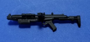 Bandai Tamashii Nations SH Figuarts Solo Mimban Stormtrooper Rifle 02