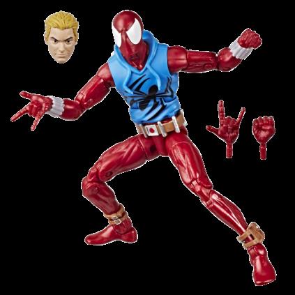 MARVEL VINTAGE WAVE 2 Figure (Scarlet Spider) - oop