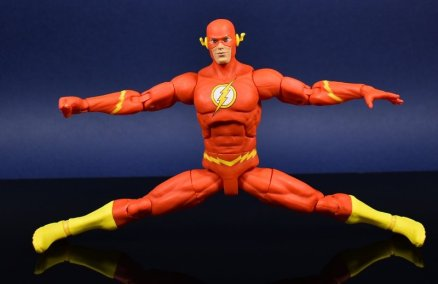 DC Collectibles Essentials Flash and Reverse flash (9)