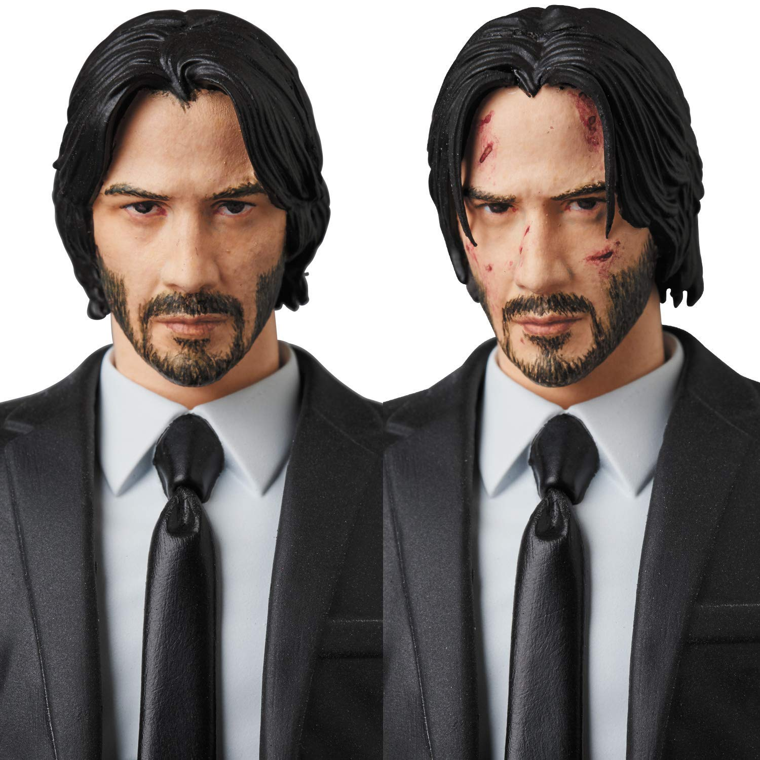 Medicom: MAFEX John Wick Chapter 2 and Alien Promotional Images and