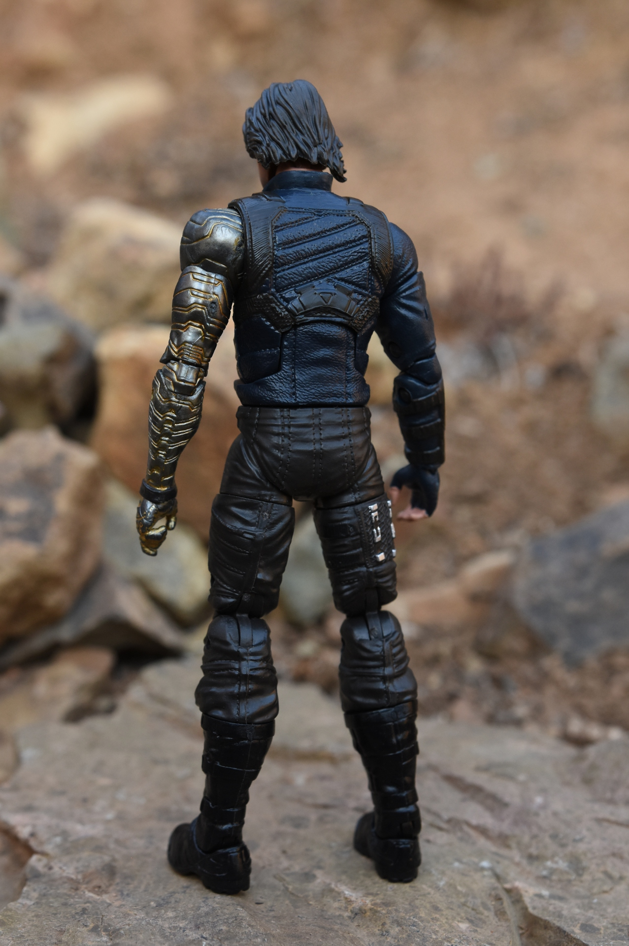 Hasbro Marvel Legends Winter Soldier And Falcon