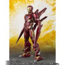 Bandai SH Figuarts Avengers Infinity War Iron Man Mark 50 Nano Weapons Edition Promo 04