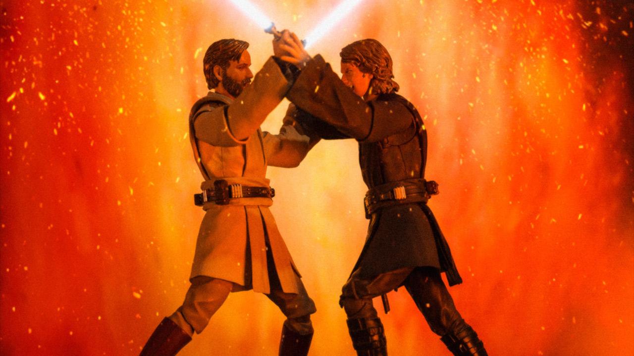 Bandai: S H  Figuarts Star Wars Revenge of the Sith Obi-Wan