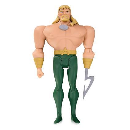 DC Universe Subscription Service Set of 8 Exclusive Justice League Animated Figures Promo 02
