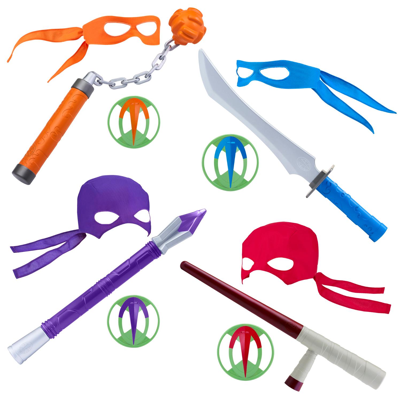 Teenage Mutant Ninja Turtles Toys Rise ...