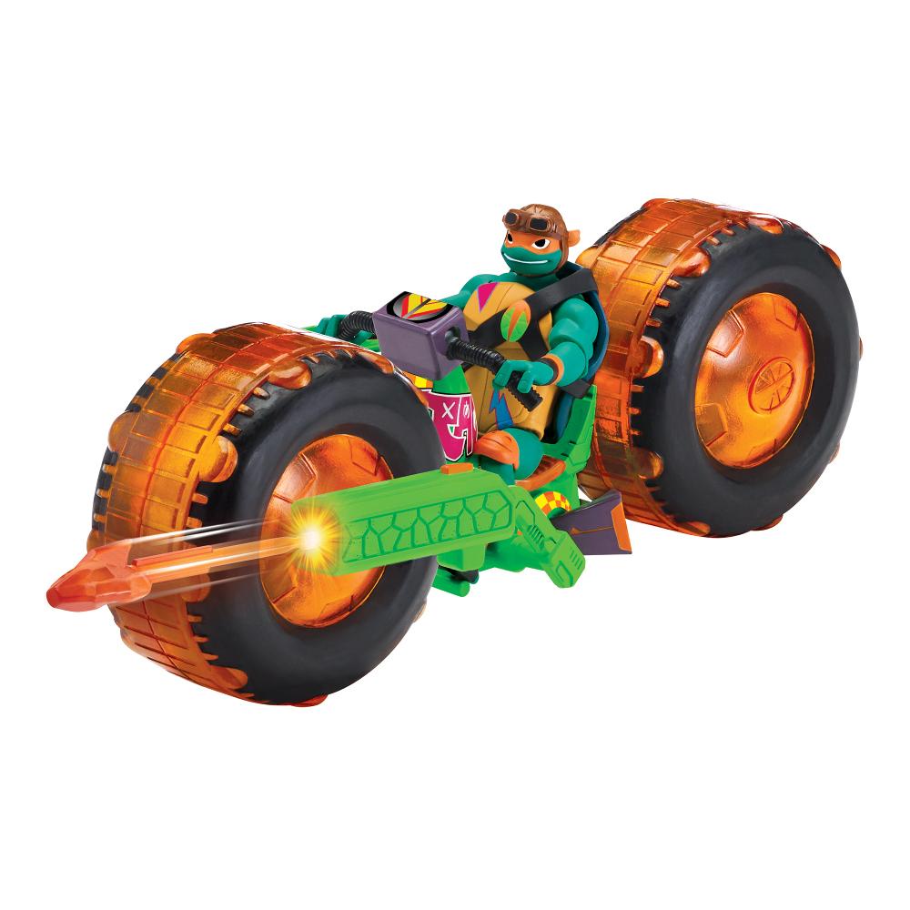 All-New Teenage Mutant Ninja Turtles Toys Rise To Retail ... Ninja Turtles Toy Ninja Turtles